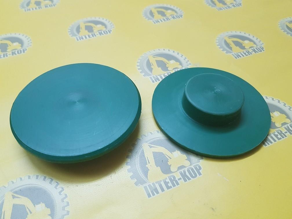 Ślizg do stabilizatora Zielony 6,2mm