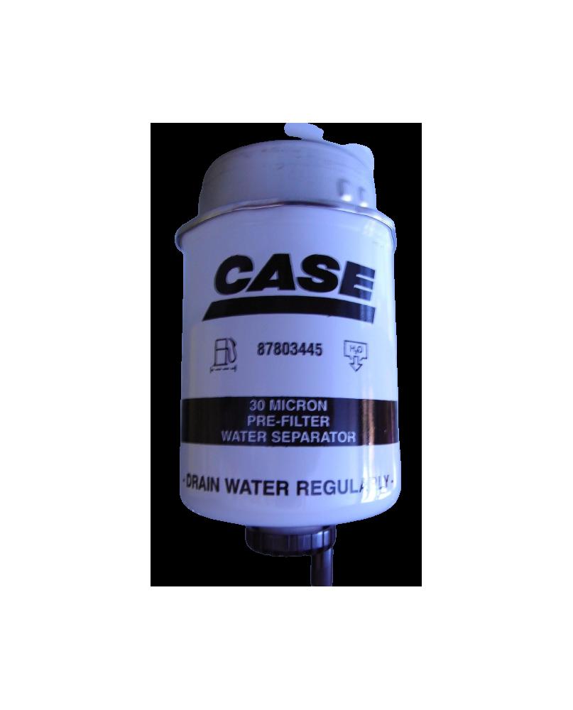 Filtr paliwa wstępny - Case, New Holland