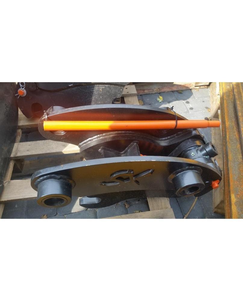 Szybkozłacze mechaniczne Case / New Holland - wzmacniane Cobra